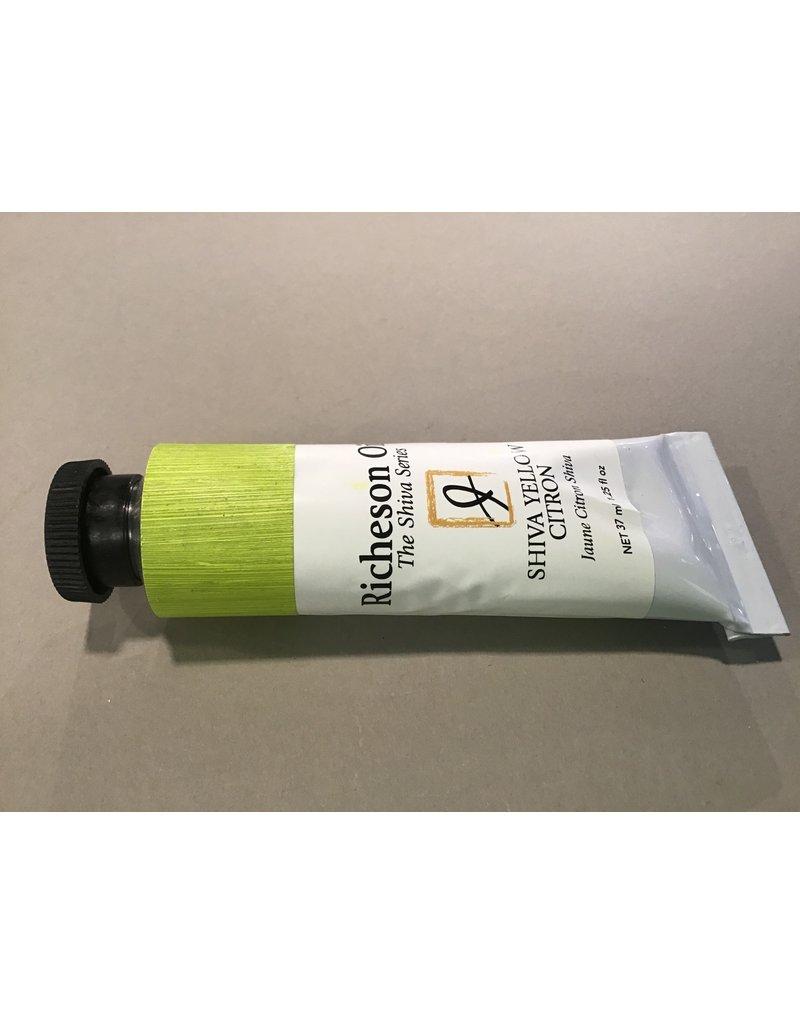 Jack Richeson Jack Richeson Oil Shiva Yellow Cit. 1.25Oz