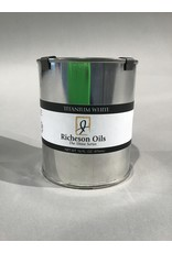 Jack Richeson Jr Oil Tit. White 16. Oz