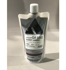 Holbein Gesso 300Ml Burnt Umber