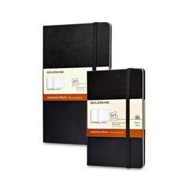 Moleskine Moleskine Art Plus Japanese Album, Pocket, Black, Hard Cover (3.5 X 5.5)