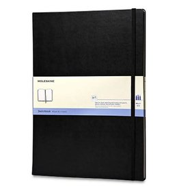 Moleskine Moleskine Art Plus Sketchbook, Large, Plain, Black, Hard Cover (5 X 8.25)