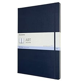 Moleskine Moleskine Art Sketchbook, A4, Sapphire Blue, Hard Cover (8.25 X 11.75)