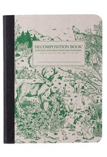 Michael Rogers Decomposition Sylvan Animal Green/Gray Ruled