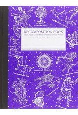 Michael Rogers Decomposition Celestial Purple/White Ruled