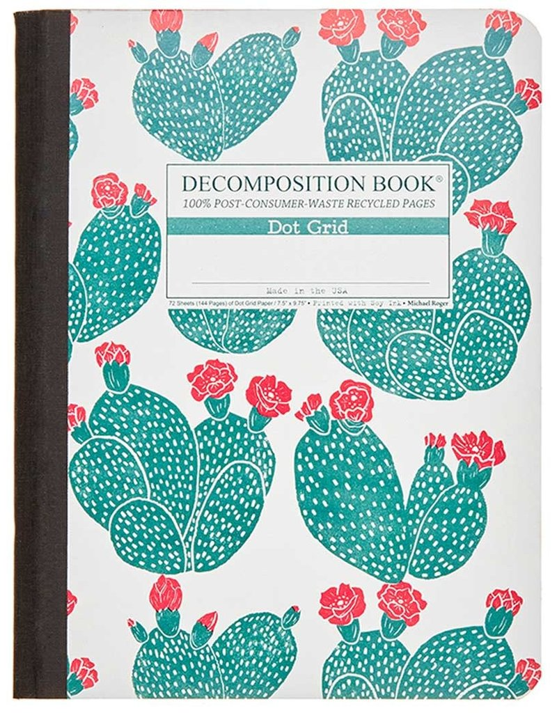 Michael Rogers Decomposition Book | Beavertail | Dot Grid Pages