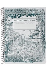 Michael Rogers Coilbound Decomposition Book | Gardening Gnomes | Lined
