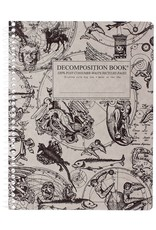 Michael Rogers Coilbound Decomposition Book | Gargoyles | Blank