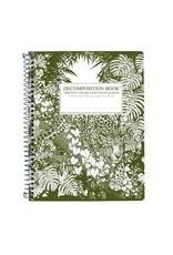 Michael Rogers Coilbound Decomposition Book | Jaguar | Lined