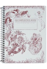 Michael Rogers Coilbound Decomposition Book | Mermaids | Lined