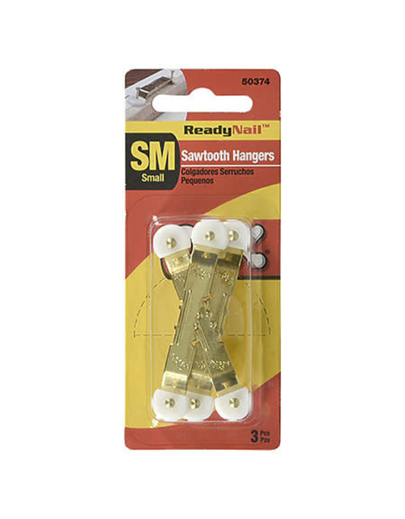 Ook Rdy Nail Saw Tooth Sm 3Pk Cd