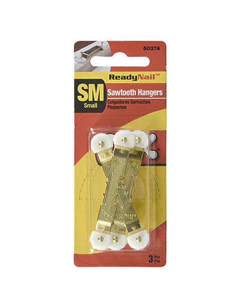 Ook Ready Nail Saw Tooth Sm 3Pk