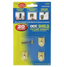 Ook Repo Shield Hangr 50Lb 2Pk Cd