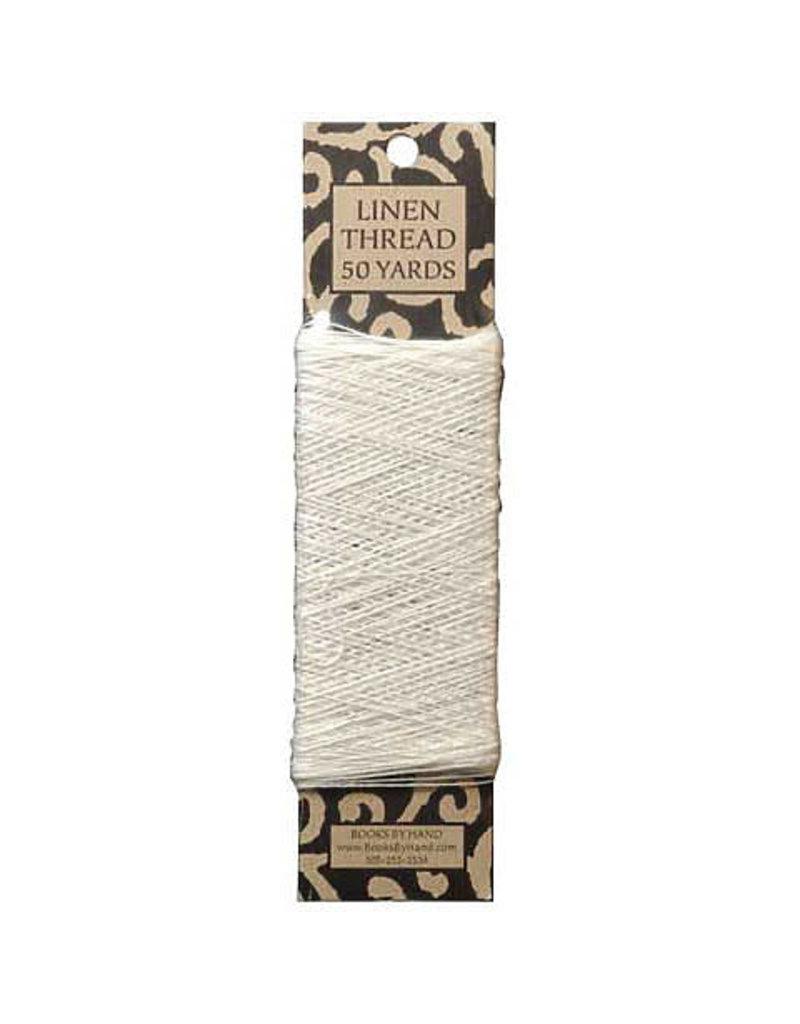 Lineco Linen Thread Unbl Unwax