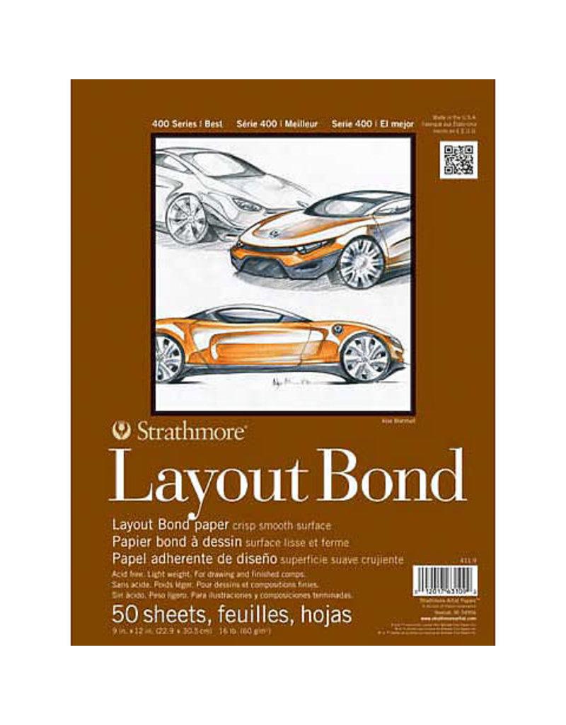 Strathmore Layout 400 11X14 Tb 50 Sheet