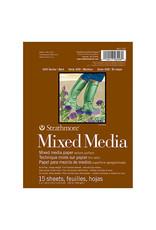Strathmore Mix Media 400 15Sh 18X24