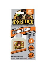 Gorilla Glue Gorilla Glue Clear, 1.75 Oz.