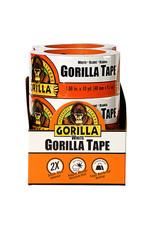 Gorilla Glue Gorilla Tape White, 1-7/8'' X 10 Yd. Rolls