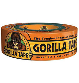 Gorilla Glue Gorilla Tape, 1-7/8'' X 12 Yd. Roll Black