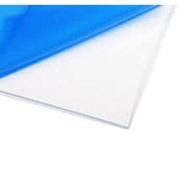 Piedmont Plastics Plexi-Glass Clear Acrylic .06 X 18X16