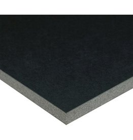 Elmers Foam Board 1/2 20X30 Black/Black