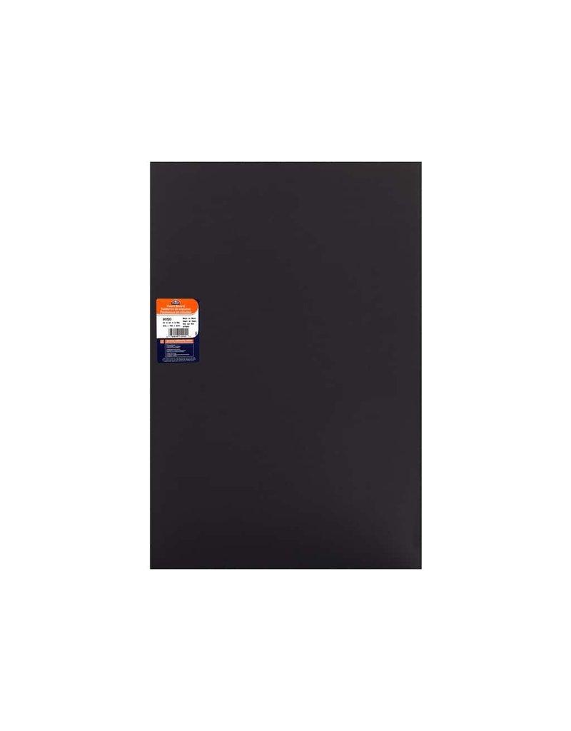 Elmers Foam Board 3/16 20X30 Black/Black