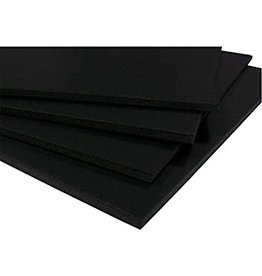 Elmers Foam Board Black 32X40 3/16