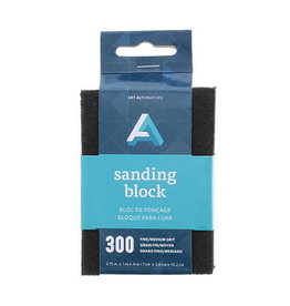 Art Alternatives Sanding Block Foam Fine/Med