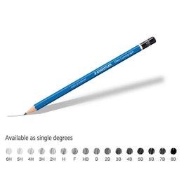 Staedtler Lumograph Pencil 4B
