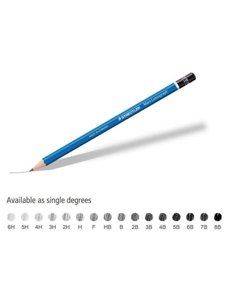 Staedtler Lumograph Pencil B