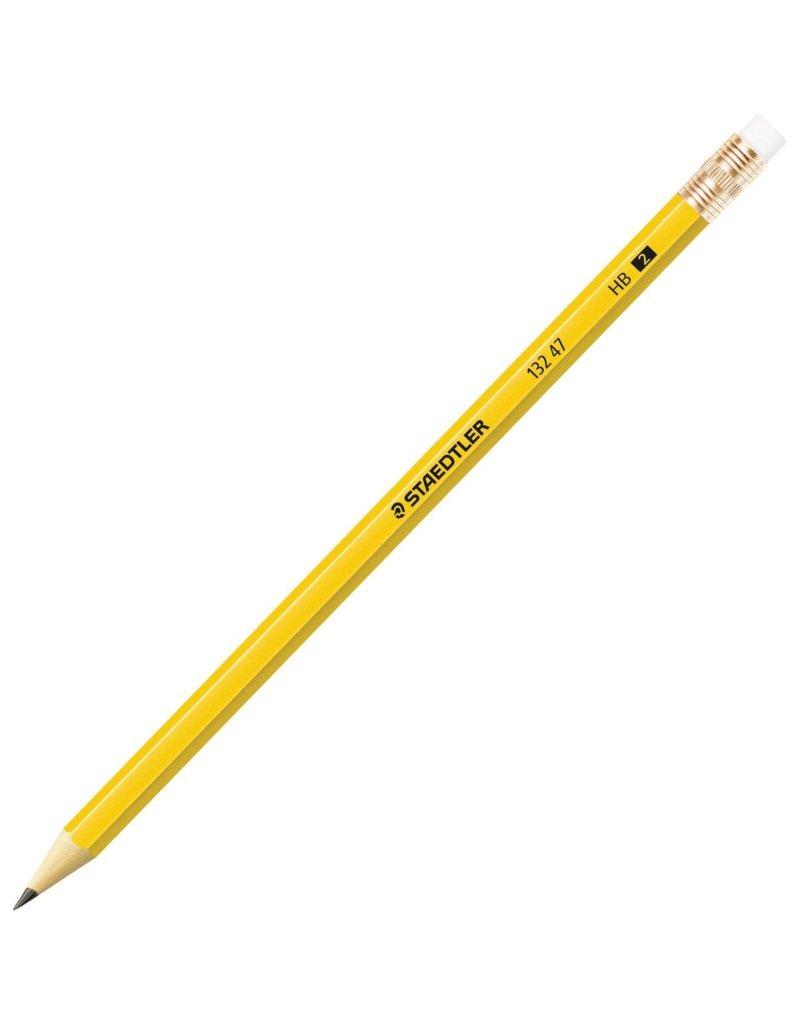 Staedtler Staedtler Woodcase Pencil - Yellow #2
