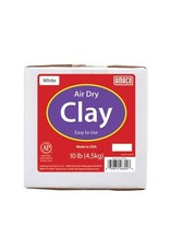 Amaco CLAY AIR DRY WHITE 10LB