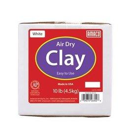Amaco Clay Air Dry White 10Lb