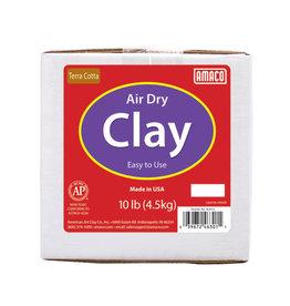 Amaco Clay Air Dry Terracotta 10Lb