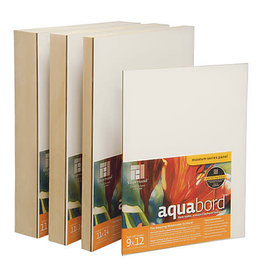Ampersand Art Aquabord 1/8In Flat 3Pk 5X7