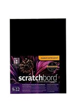 Ampersand Art SCRATCHBORD 1/8IN FLAT 9X12