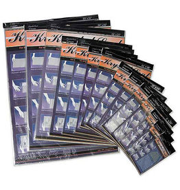 Armadillo Krystal Seal Bags 11Inx14In