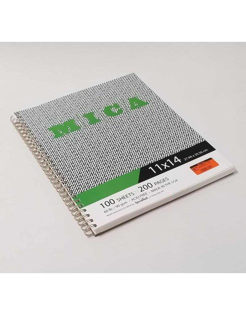 MICA Sketch  11X14