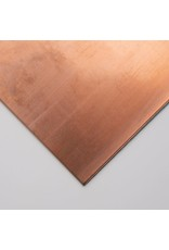 Copper & Brass Division Copper Plate 6X8 .032 - 20 Gauge