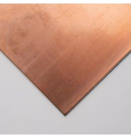 Copper & Brass Division Copper Plate 6X8 .032 - 20 Gauge