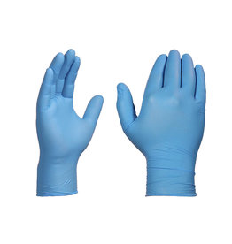 Acme Paper Disposable Glove Box of 100 - Nitrile - MEDIUM