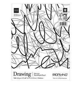 Fabriano Fabriano Studio Drawing Fat Pad, 9'' x 12'' - 150 Shts./Pad
