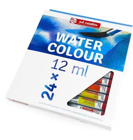 Talens Art Creation Watercolor Sets, 24-Color Set