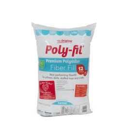 Fairfield Poly-Fil 12 oz Polyester Fiber Fill