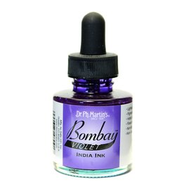 Dr. PH Martin Bombay India Ink 1Oz Violet