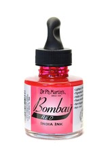 Dr. PH Martin Bombay India Ink 1Oz Red