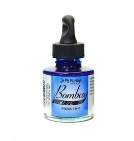 Dr. PH Martin Bombay India Ink 1Oz Blue