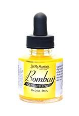 Dr. PH Martin Bombay India Ink 1Oz  Gld Yello