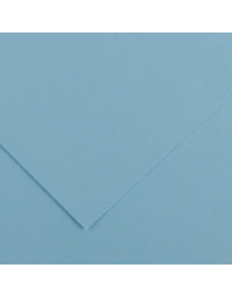Canson Colorline 300G 8.5X11 Sky Blue