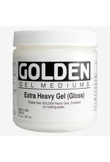 Golden Extra Heavy Gel Gloss- 8 oz