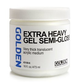Golden Extra Heavy Gel Semi-Gloss- 16 oz
